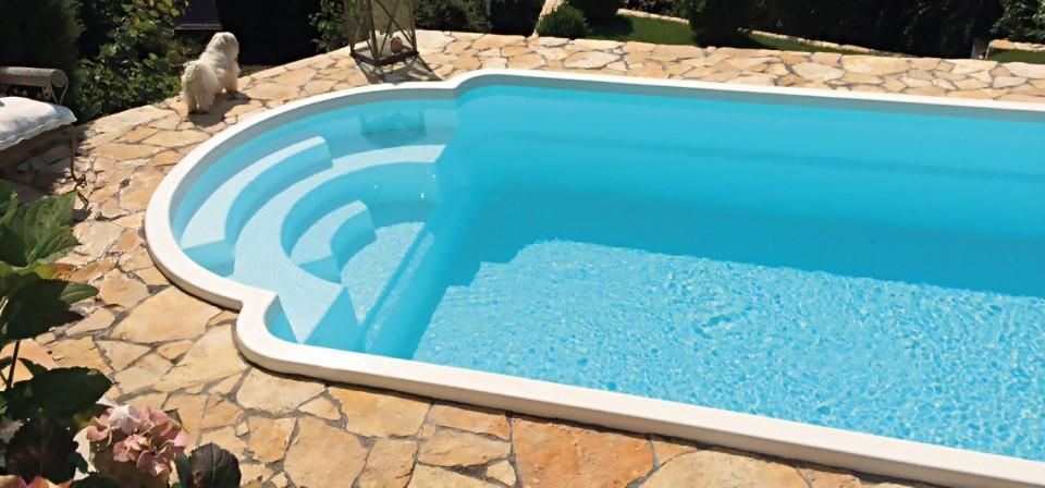 Wybitny baseny ogrodowe kąpielowe zadaszenia wanny SPA technika basenowa HB39